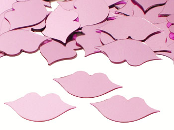 Kisses clipart light pink # Z8422 Lips Item Metallic