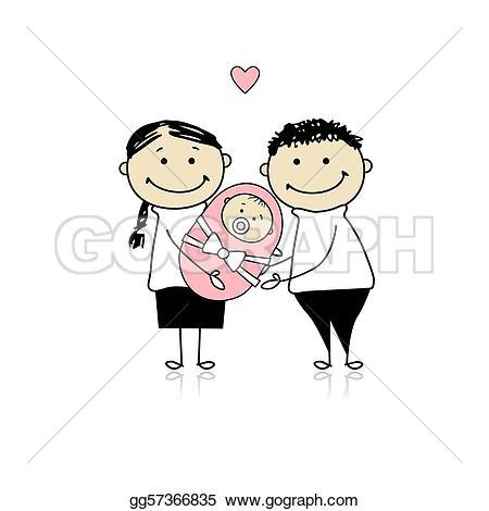 Kisses clipart parent child With GoGraph Teacher parents Royalty
