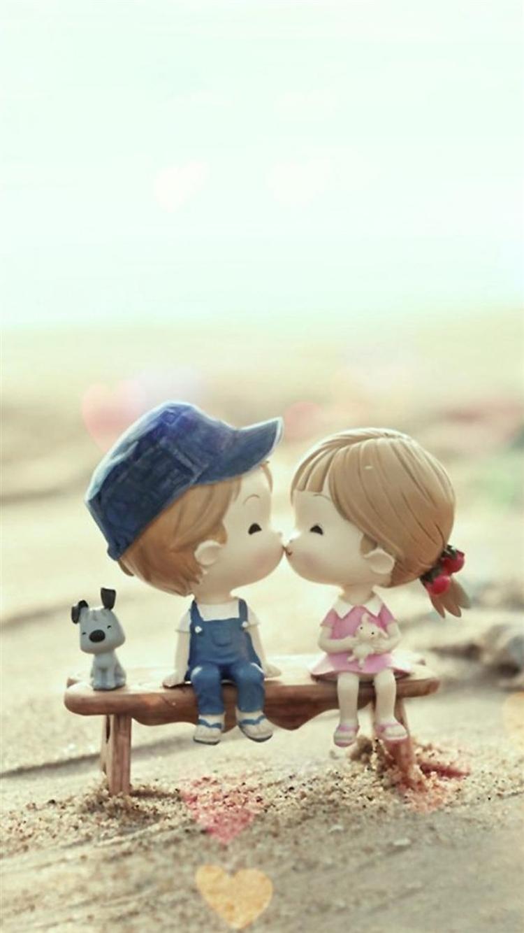 Kisses clipart sweet couple Kissing Kissing Art Art iPhone