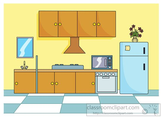 Kitchen clipart Clip clipart illustrations pictures pictures