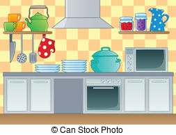 The Kitchen clipart Art Free Images Images Panda