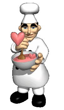 Moving clipart chef 106 Chefs and Waiters Pinterest