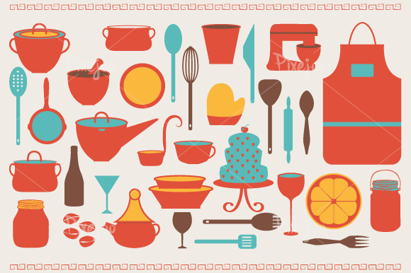 Kitchen clipart backdrop Cooking background Cliparts Zone Cooking