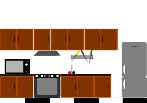 Kitchen clipart backdrop Clip Free art and to
