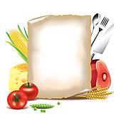 Kitchen clipart backdrop Baking%20clipart%20border Baking Panda Images Clipart