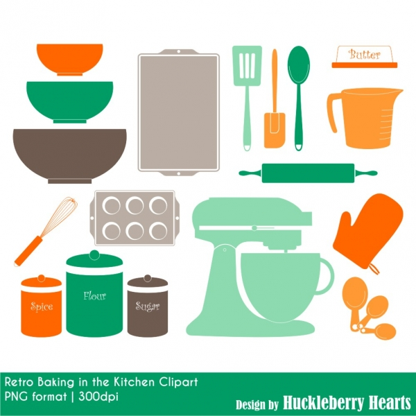 The Kitchen clipart baking Clipart Clipart Baking Cooking Kitchen