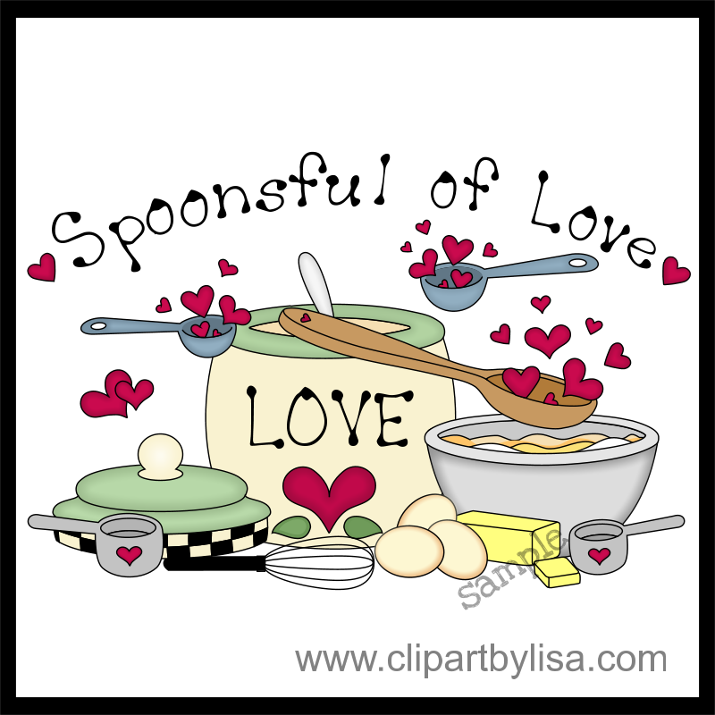 Baking clipart love Kitchen Sets baking sfol Clipart