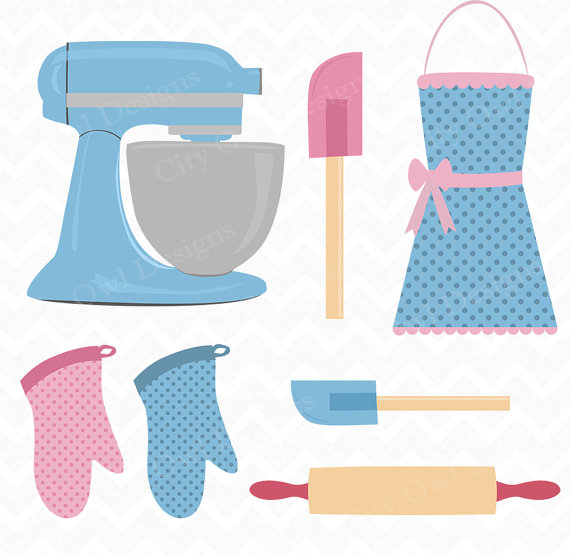The Kitchen clipart baking For Clipart Art Baking Clipart