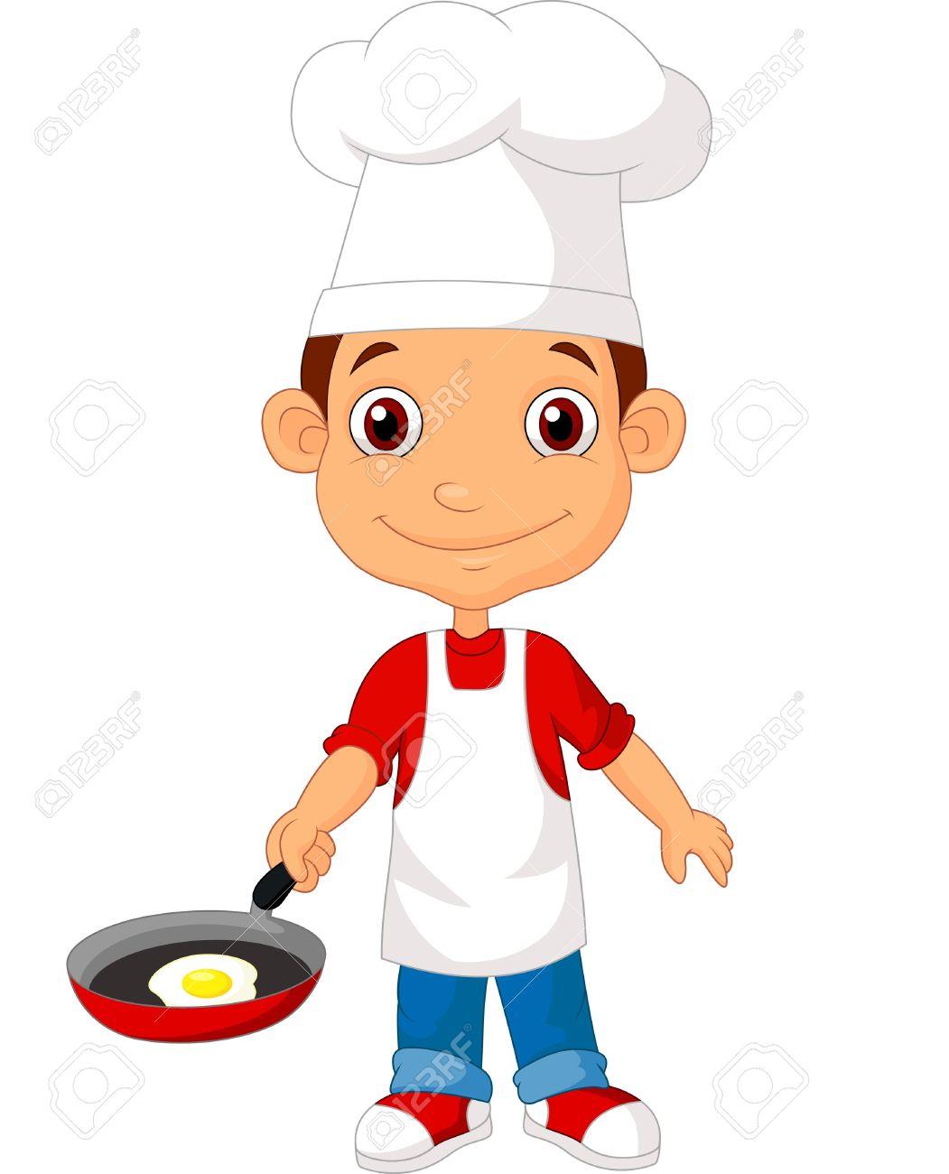 Kitchen clipart boy *✿* Pinterest B Cookie con