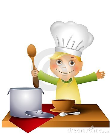Boy clipart cooking Kitchen Cooking Clipart Boy cliparts