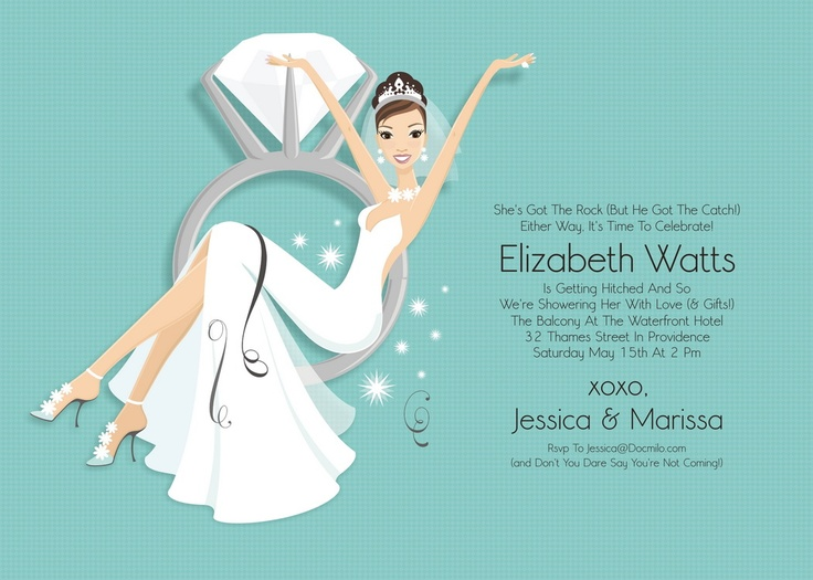 Kitchen clipart bridal shower #12