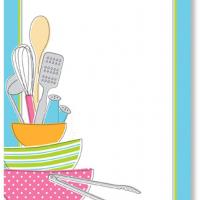 Kitchen clipart bridal shower #2