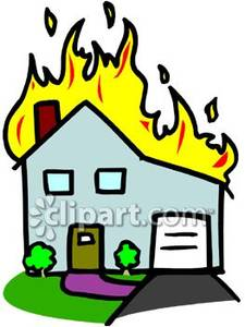 Mansion clipart on fire Fire house%20fire%20clipart Panda House Free