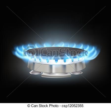 Kitchen clipart burner Kitchen of Clipart burner gas
