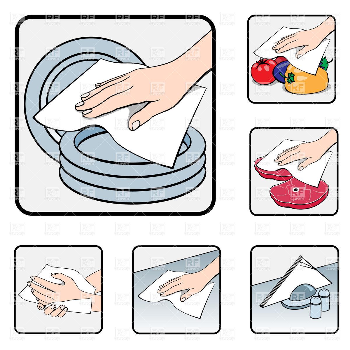 Kitchen clipart clean kitchen Art clip clean clean clean