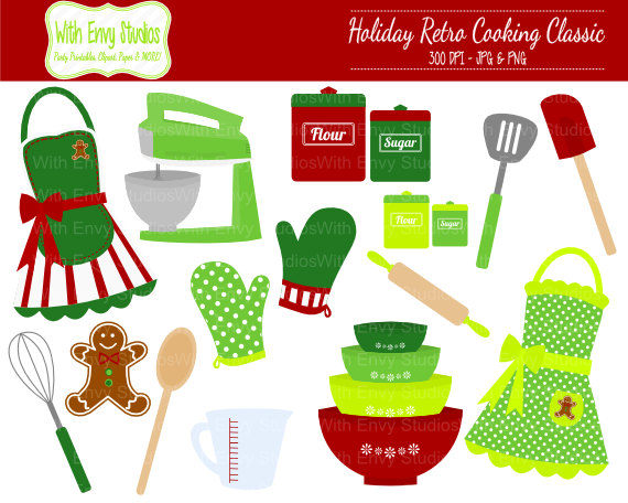 Baking clipart commercial cooking Baking OFF Cooking  Clipart