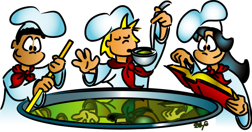 Kitchen clipart cooking contest Images Kitchen Kids Clip In
