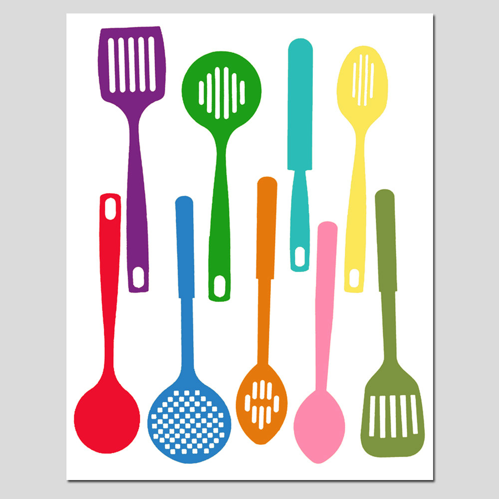 Kitchen clipart cooking equipment Cooking Clipart Utensils Food Images