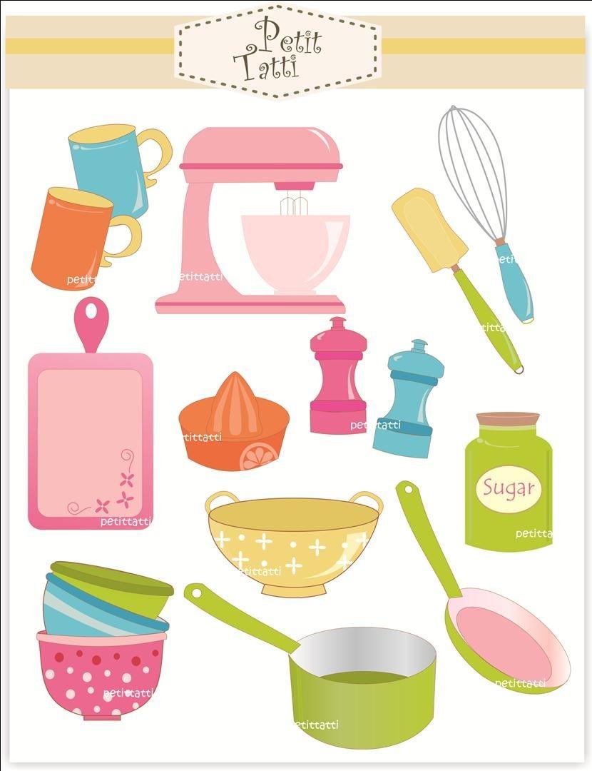 Baking clipart cooking utensil  cooking art clip utensil
