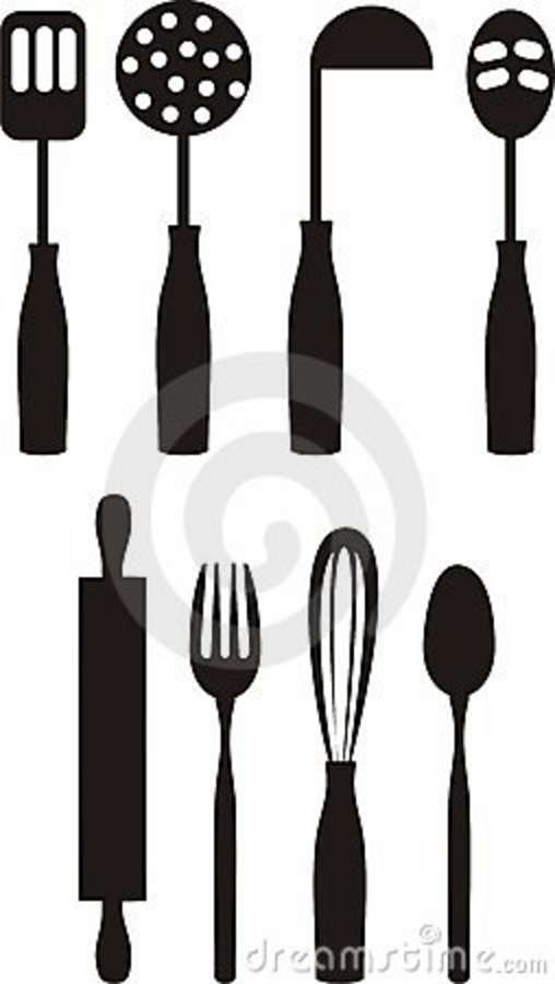 Open clipart kitchen tool #2