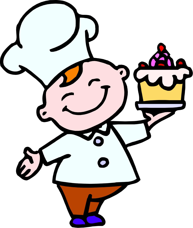 Cartoon clipart baker Culinary Cliparts Clipart Art Others