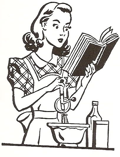 Baking clipart old woman Cooking People Clip Of Art