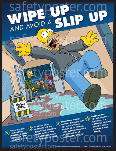Kitchen clipart falls Posters S1150  Safety and