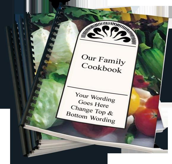 Kitchen clipart family cookbook #7