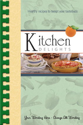 Kitchen clipart family cookbook #11