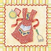 Kitchen clipart family cookbook #3