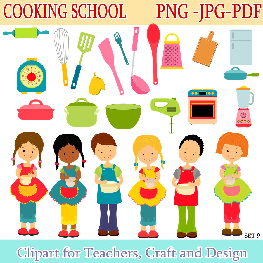 Kitchen clipart kid kitchen  Clipart is file a