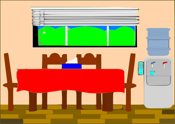 Kitchen clipart kitchen background Panda Free Clipart Images Free