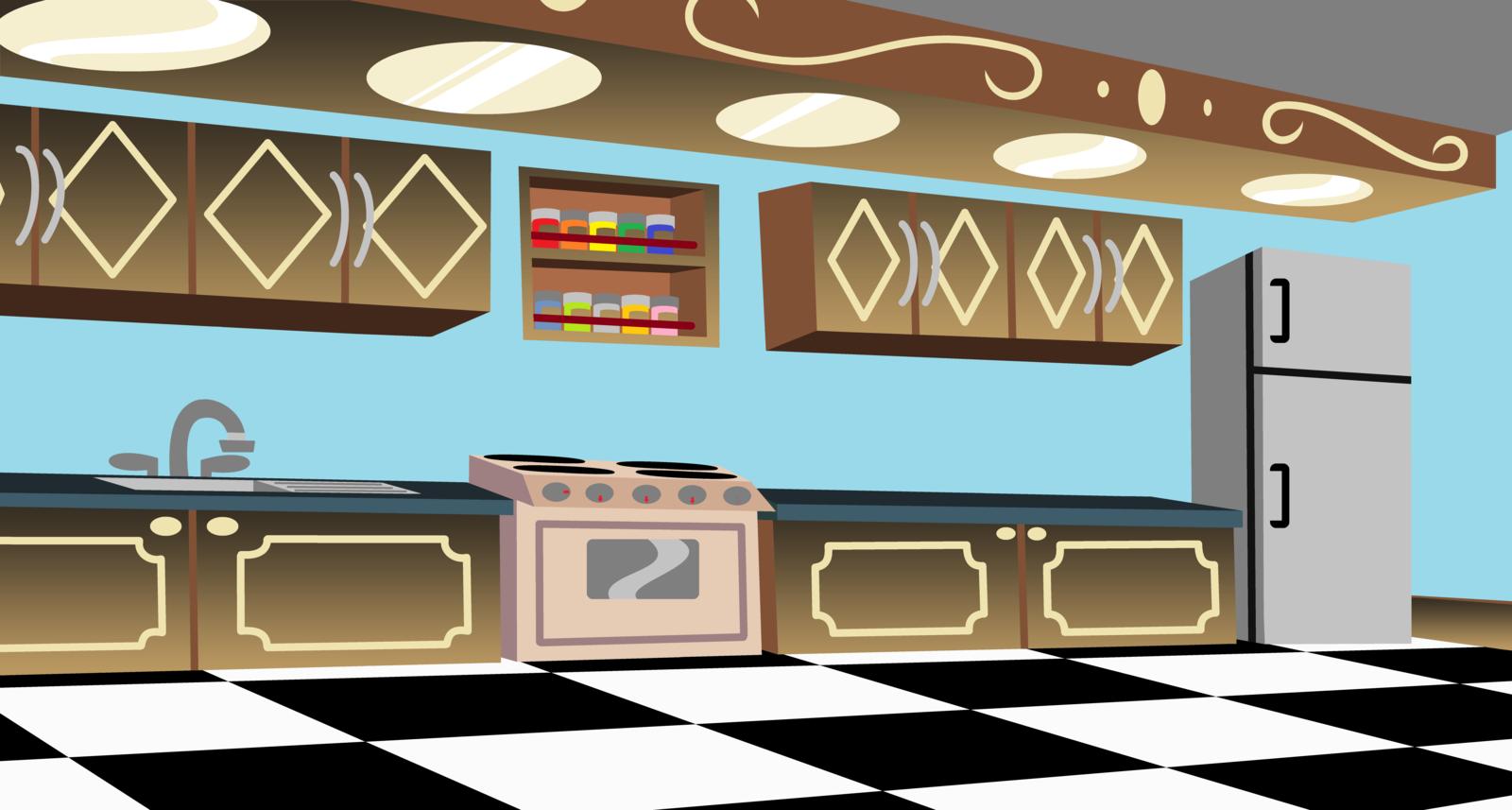 Kitchen clipart kitchen background Kitchen background clipart magiel and