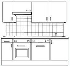 The Kitchen clipart kitchen cabinet Kitchen Cabinet Free Clipart cabinets