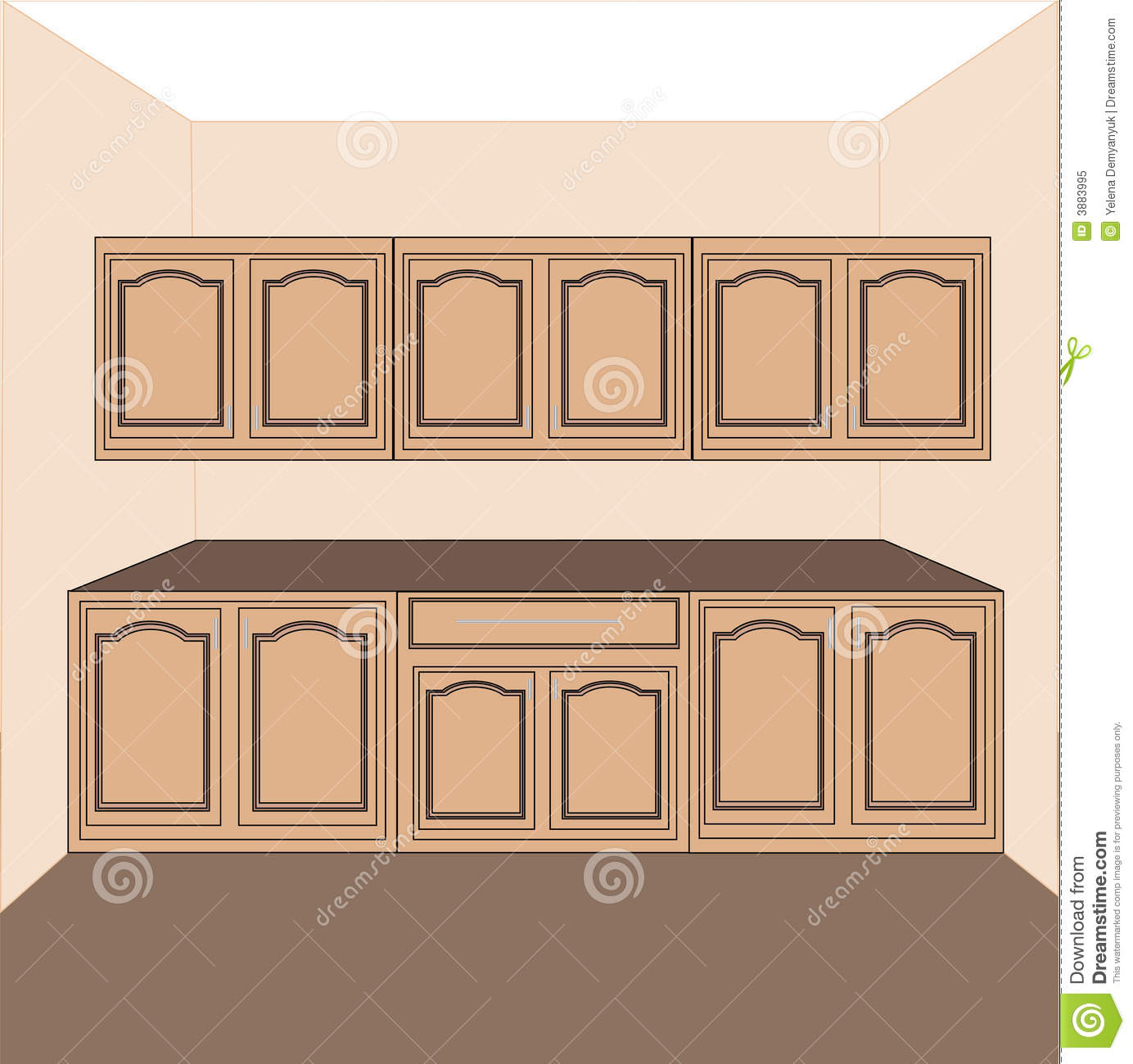 The Kitchen clipart kitchen cabinet Clipart kitchen Page Kitchen info