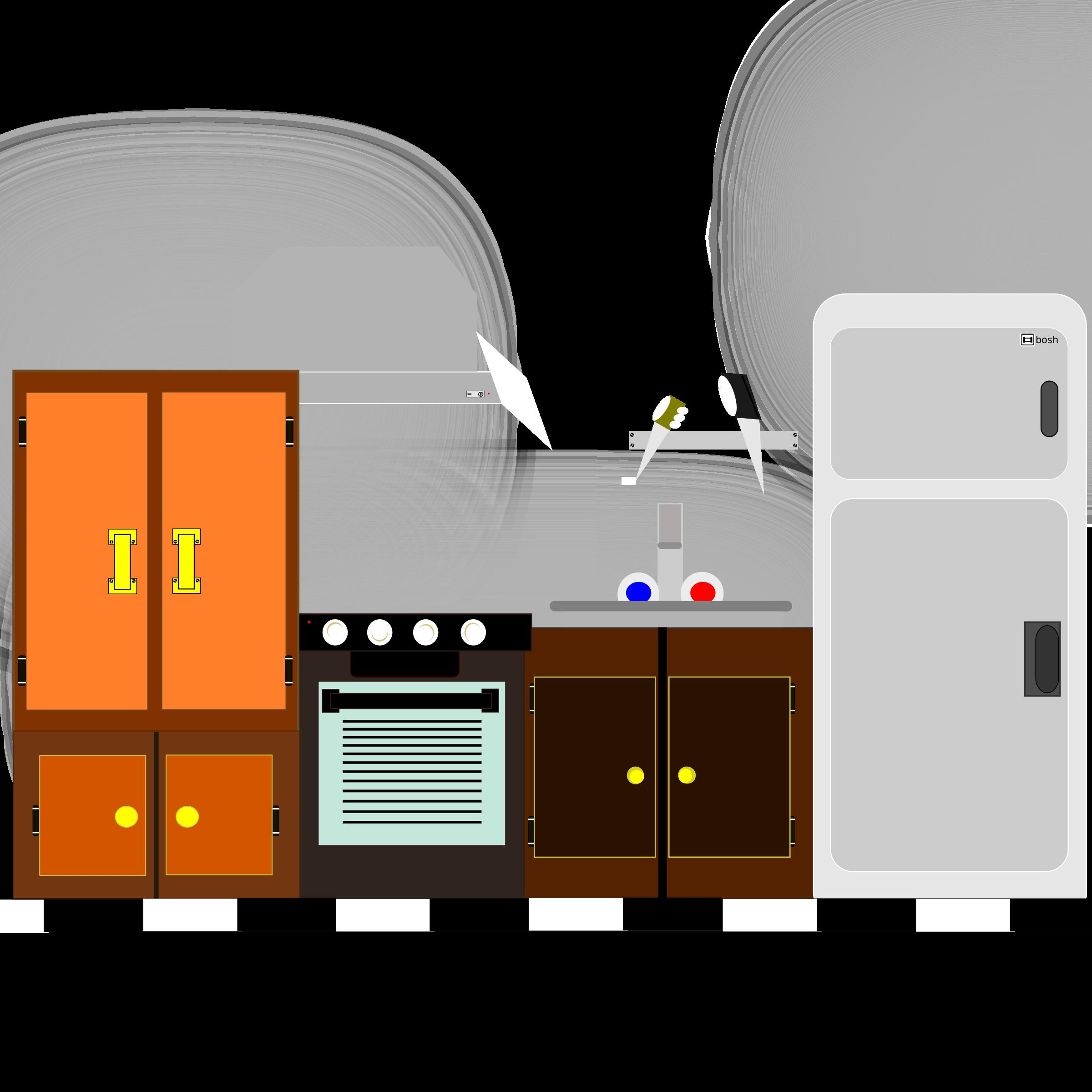 Kitchen clipart kitchen furniture Art Kitchen Images kitchen%20clipart Clip