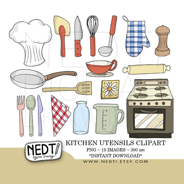The Kitchen clipart kitchen thing By clip crowdbuild Drawings