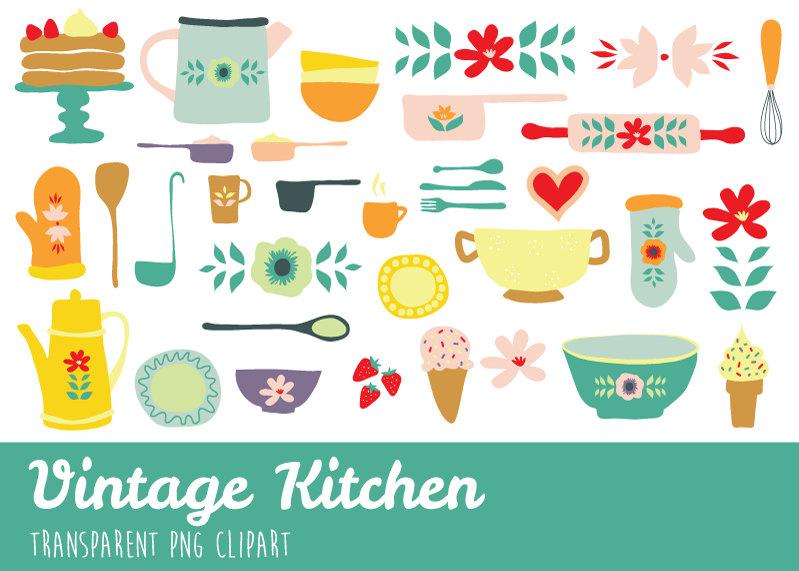 Kitchen clipart kitchen item Kitchen Download Cliparts Free Art