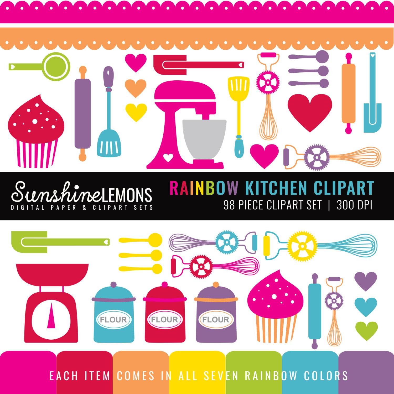 Kitchen clipart kitchen item This Kitchen Baking Clipart Kitchen