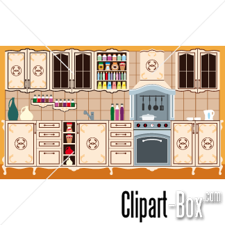 Kitchen clipart kitchen room Images Free Images Clipart Kitchen