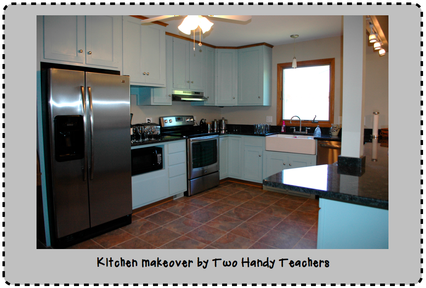 Kitchen clipart kitchen room Clipart Funky Makeover Kitchen Makeover