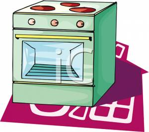 Kitchen clipart kitchen stove Stove Clipart Kitchen Stove A