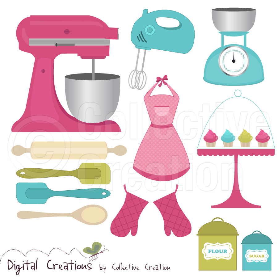 Open clipart kitchen tool #3