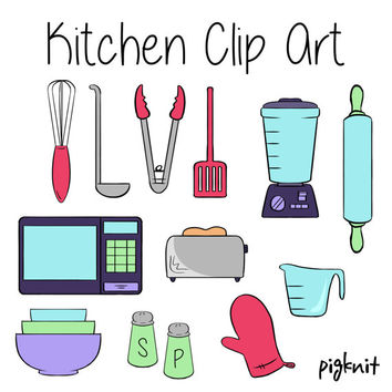 The Kitchen clipart kitchen thing Clipart appliances clip (64+) Cooking