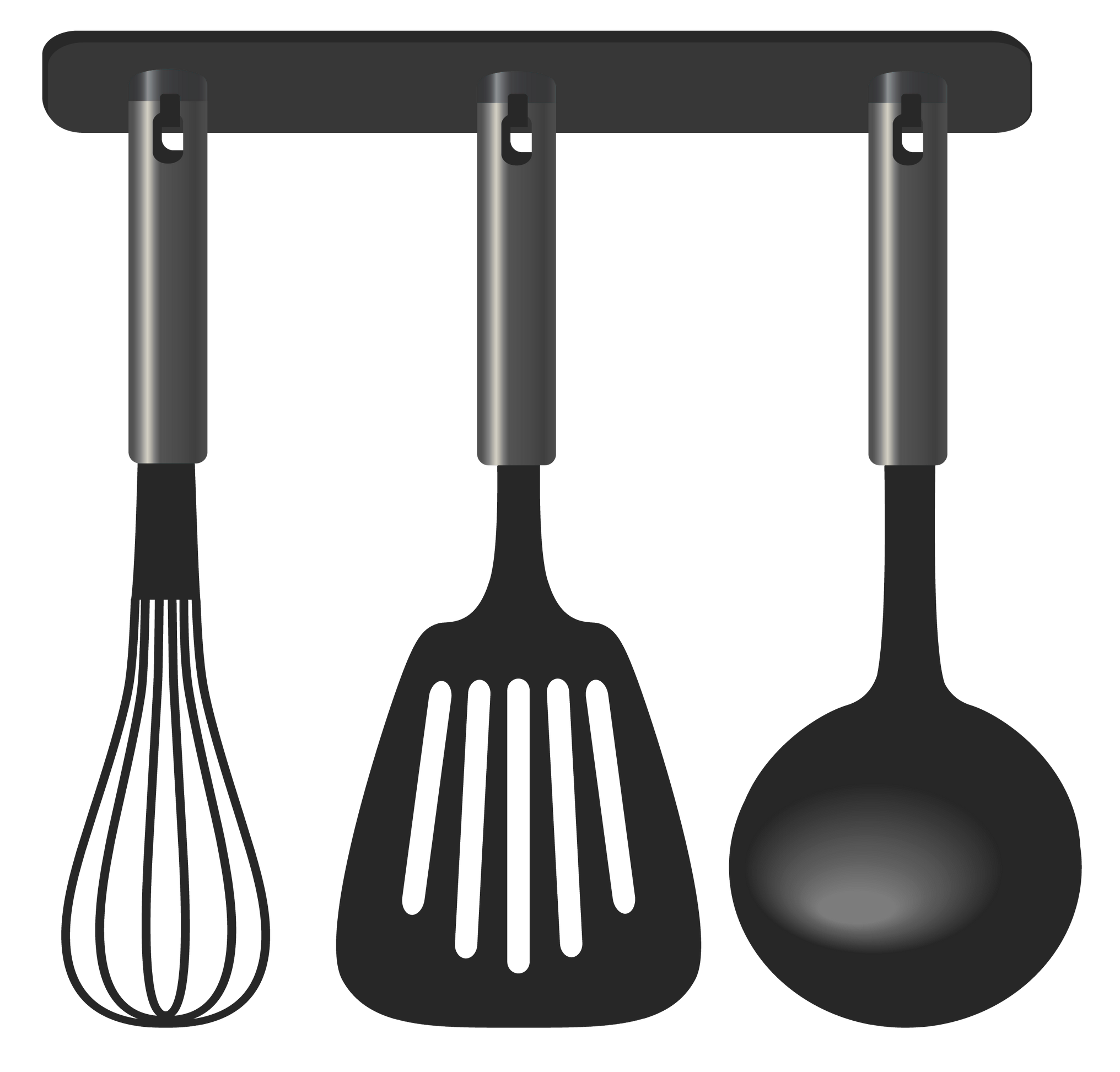 Open clipart kitchen tool #15