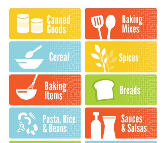 Kitchen clipart label Labels: The 365 Happy My