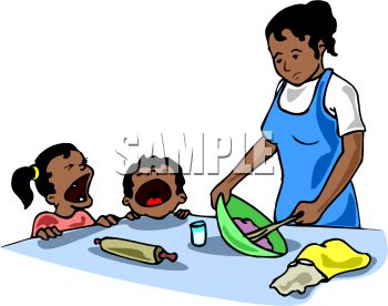 Mommy clipart cooking Cooking and Cooking Clipart Mother