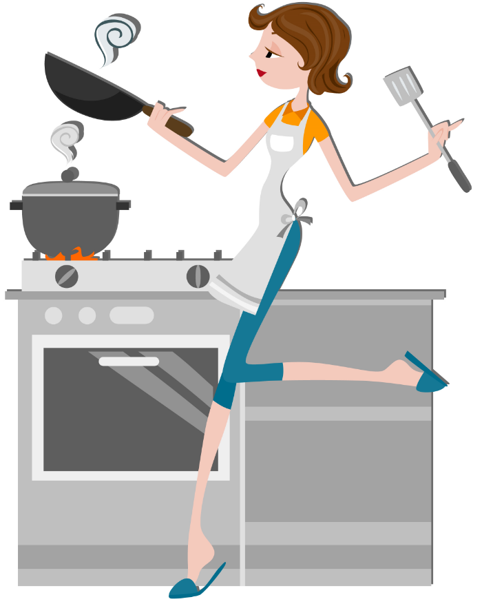Baking clipart mom L  There There Any