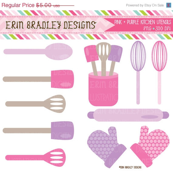 The Kitchen clipart baking Clipart Baking  SALE Rolling