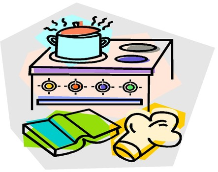 Toy clipart pots and pans #9